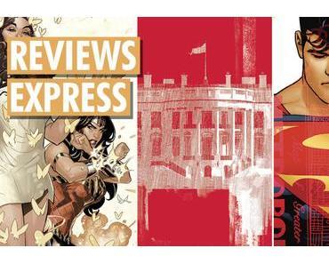 Titres DC Comics sortis le 2 janvier 2019