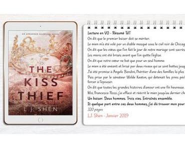 The Kiss Thief – L.J. Shen (Lecture en VO)