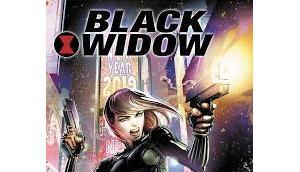 Black widow nouvelle série veuve