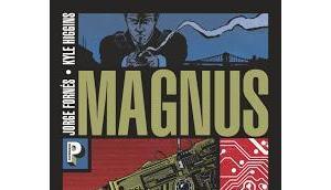 Magnus thriller robotique chez paperback/casterman