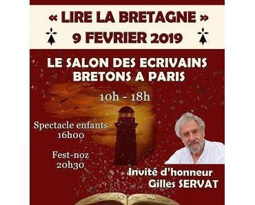 Salon des écrivains bretons à Paris