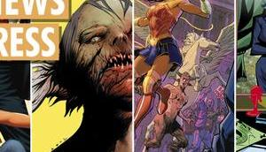 Titres Comics sortis janvier février 2019