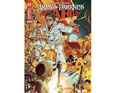 ARMY OF DARKNESS BUBBA HO-TEP #1 : SEARCHING FOR THE KING