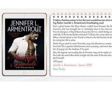 de Vincent #3 ~ Moonlight Scandals ~ Jennifer L. Armentrout