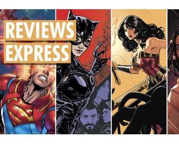 Titres de DC Comics sortis les 13 et 20 février 2019