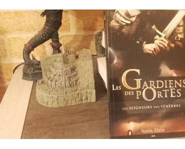 Les gardiens des portes, tome 4 : Les seigneurs des ténèbres (Sonia Alain)