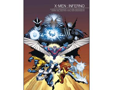 X-MEN INFERNO : L'ENFER MUTANT REVIENT DANS UN MARVEL EVENTS