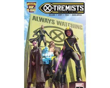 AGE OF X-MAN : X-TREMISTS #1