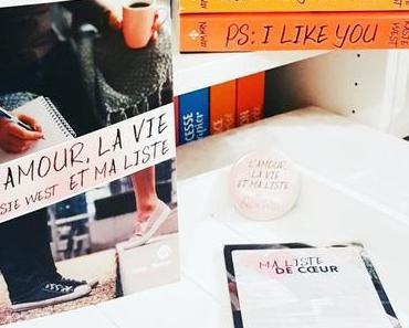 L'amour, la vie et ma liste | Kasie West