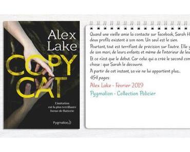 Copy cat – ALex Lake