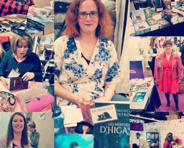 Salon du livre paris 2019 - 1ère journée en express