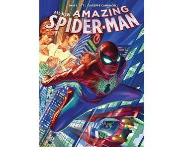 LA CONSPIRATION DES CLONES : ALL-NEW AMAZING SPIDER-MAN TOME 5