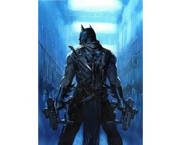 BATMAN WHO LAUGHS : THE GRIM KNIGHT #1