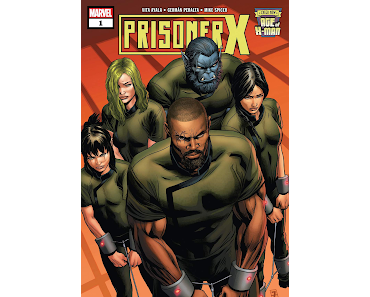 AGE OF X-MAN : PRISONER X #1