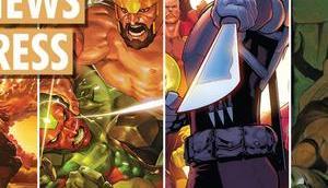 Titres Marvel Comics sortis mars 2019