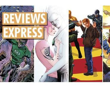 Titres de DC Comics sortis les 27 février et 6 mars 2019