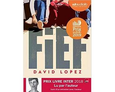 Fief lu par David Lopez #PrixAudiolib2019