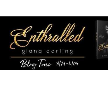 The Enslaved #1 – Enthralled – Giana Darling (Lecture en VO)