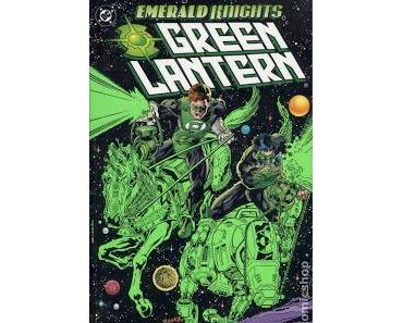 GREEN LANTERN EMERALD KNIGHTS : GREEN LANTERN DANS LES NINETIES