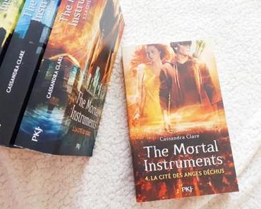 The mortal instrument #4 – Cassandra Clare