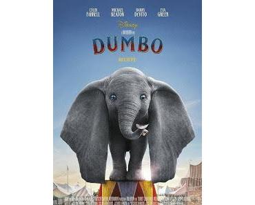 DUMBO DE TIM BURTON : BELIEVE!