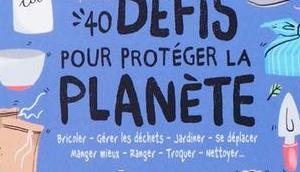 défis pour protéger planète