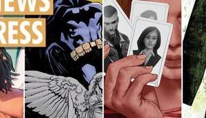 Titres Comics sortis avril 2019