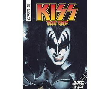 KISS THE END : UNE MINI SERIE POUR UN DERNIER TOUR
