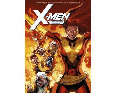 X-MEN LA RESURRECTION DU PHENIX : WELCOME HOME JEAN!