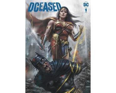 DCEASED #1 : LA CONTAMINATION EST EN ROUTE CHEZ DC
