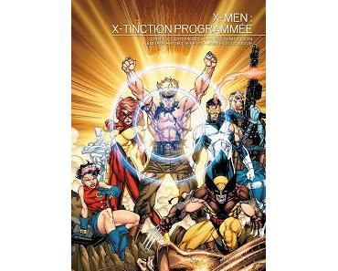 X-MEN : X-TINCTION PROGRAMMEE (X-TINCTION AGENDA)