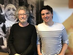 INTERVIEW – Régis Loisel et Olivier Pont: « Cela fait 20 ans qu'on voulait travailler ensemble »