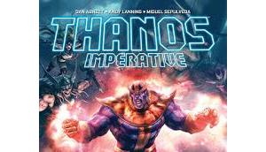 Thanos imperative thanos tout puissant marvel deluxe