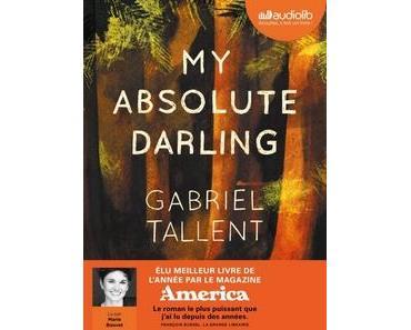 My absolute Darling lu par Marie Bouvet #PrixAudiolib2019