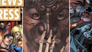 Titres Comics sortis 2019