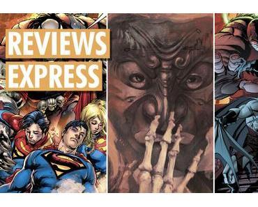Titres de DC Comics sortis le 15 mai 2019