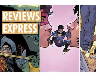 Titres de DC Comics sortis le 8 mai 2019