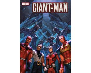 THE WAR OF THE REALMS : GIANT-MAN #1
