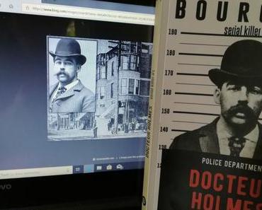Docteur Holmes de Stéphane Bourgoin Serial Killer #1