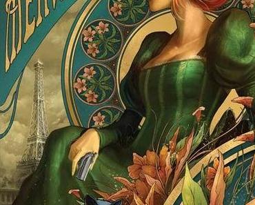 Le Paris des merveilles, T1 : Les enchantements d'Ambremer par Pierre Pevel