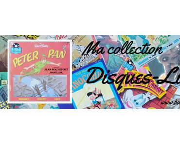 Livre-disque – Peter Pan raconté par Jean Rochefort