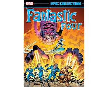 THE COMING OF GALACTUS : MARVEL EPIC COLLECTION FANTASTIC FOUR