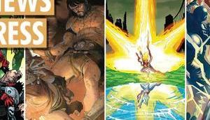 Titres Marvel Comics sortis 2019