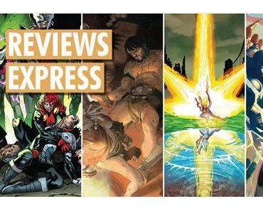 Titres de Marvel Comics sortis le 8 mai 2019