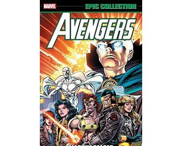 FEAR THE REAPER : MARVEL EPIC COLLECTION AVENGERS VOL.23