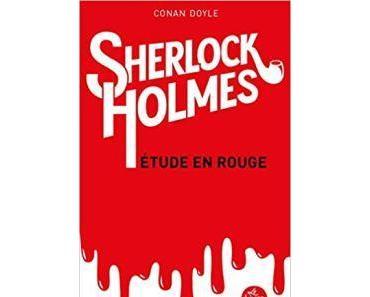 Sherlock Holmes: Etude en rouge