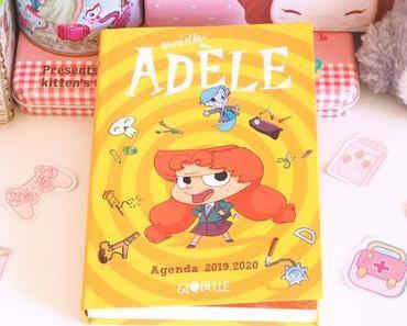 Son agenda Mortelle Adèle
