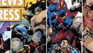 Titres Comics sortis juin 2019