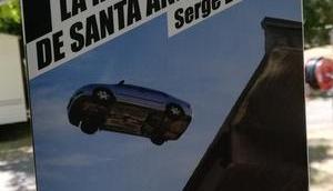 route Santa Anna Serge BRUSSOLO