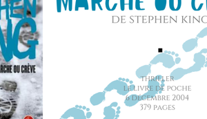 Marche crève Stephen King
